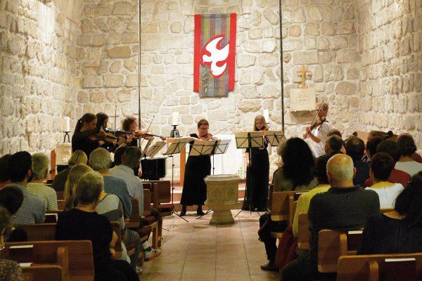 Konzert in der Johanniterkapelle