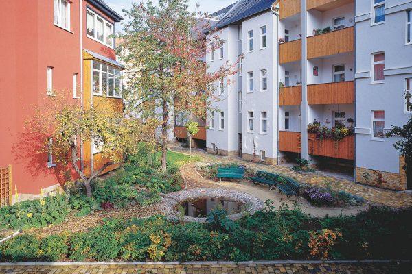 Hausgärten Würkertstraße 3–7