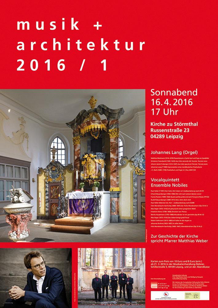 musik + architektur 2016