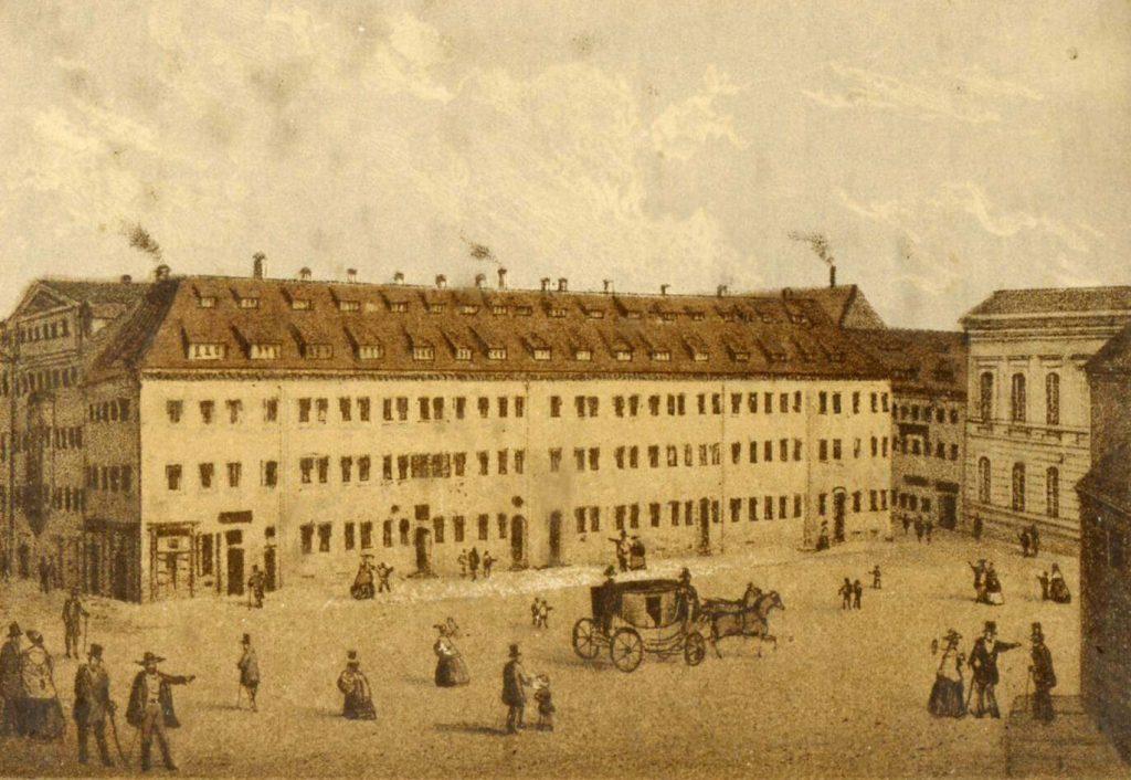 Nikolaischule 1850