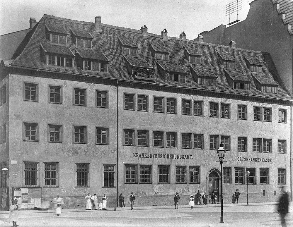 Nikolaischule 1883