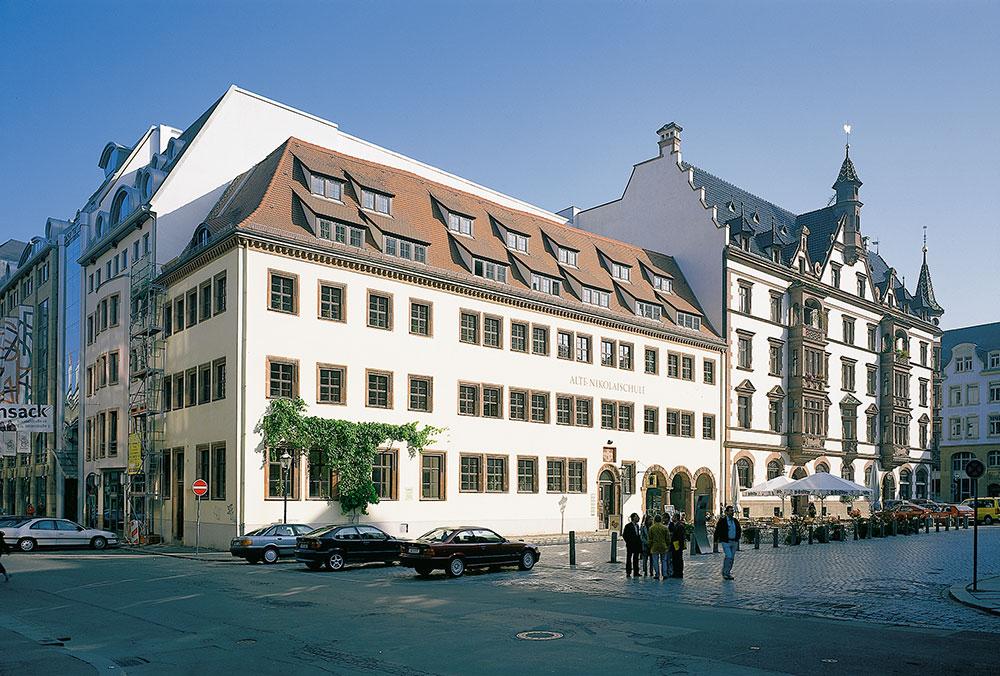 Nikolaischule 1998