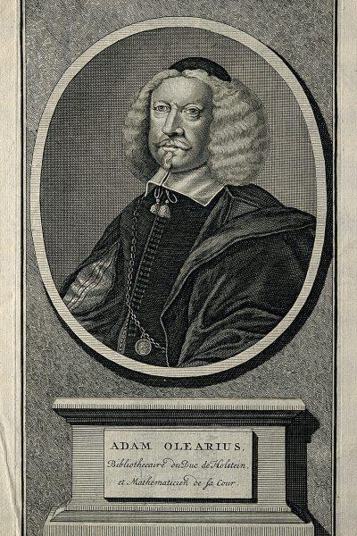 Adam Olearius (1599–1671)