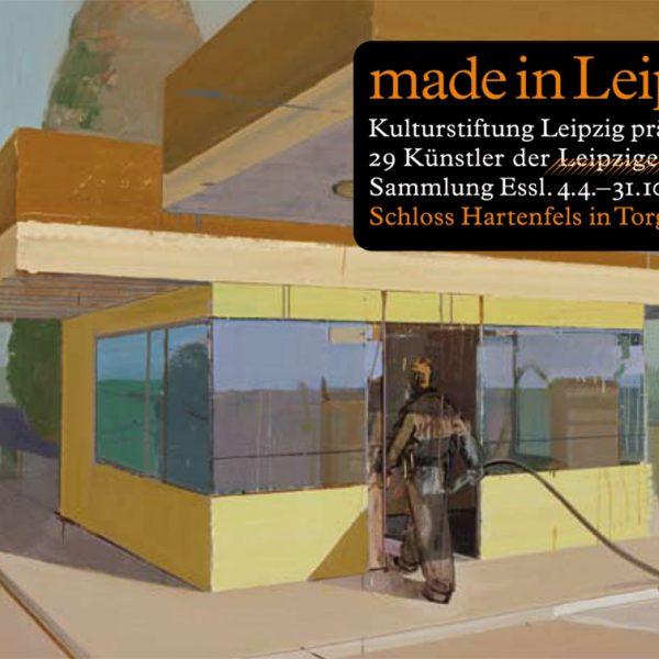 made in Leipzig – Ausstellungsplakat