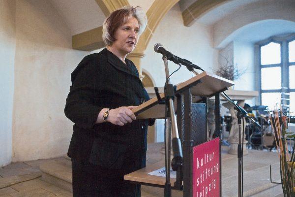 Andrea Staude, Oberbürgermeisterin von Torgau
