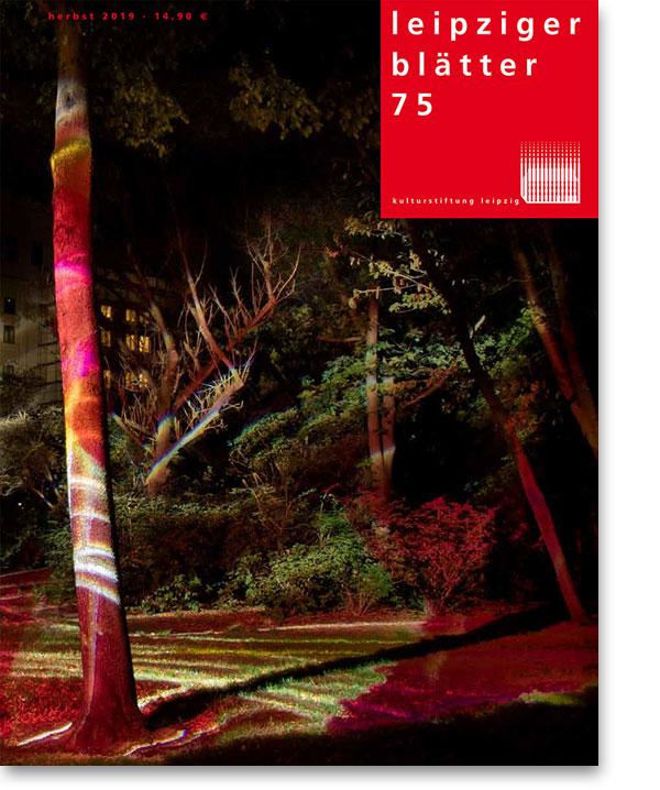 Leipziger Blätter 75